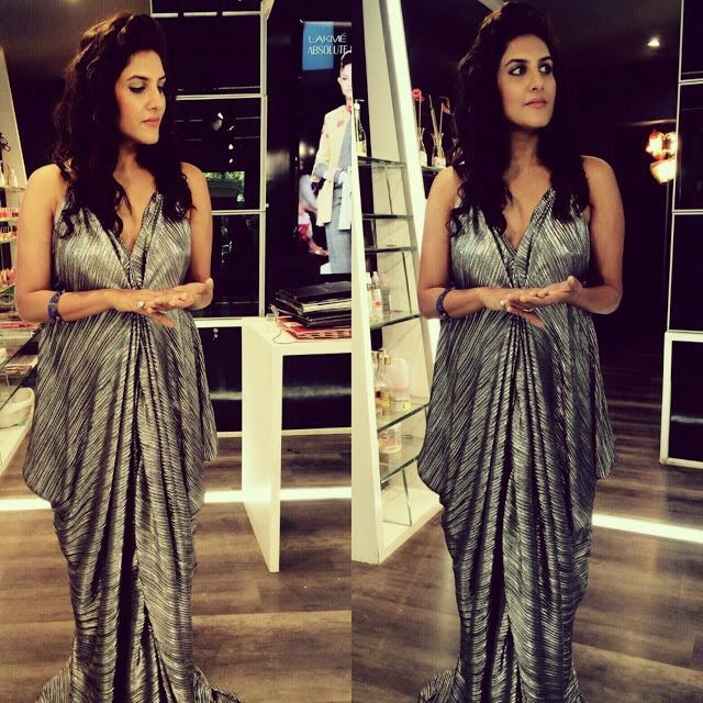 Ambika Anand dresses