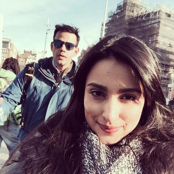 Cyrus Sahukar Girlfriend