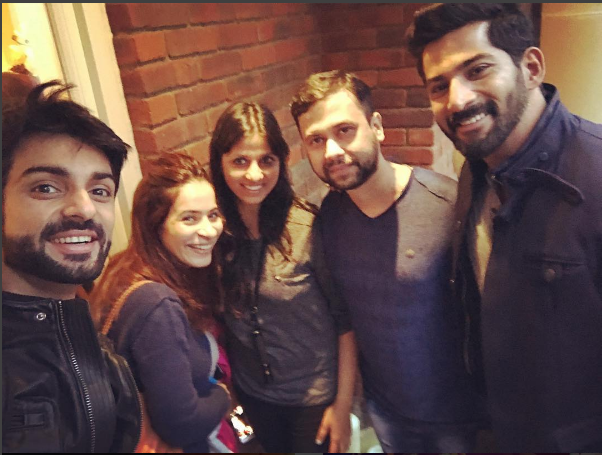 Karan Wahi Instagram