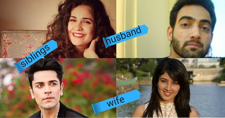 Meher Vij Family