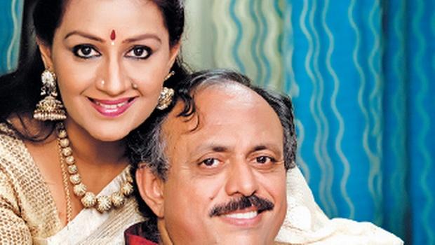 Menaka Suresh Kumar Husband