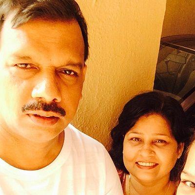 Naina Singh Parents