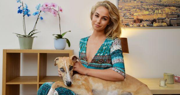 Thalia Heffernan Dog lover