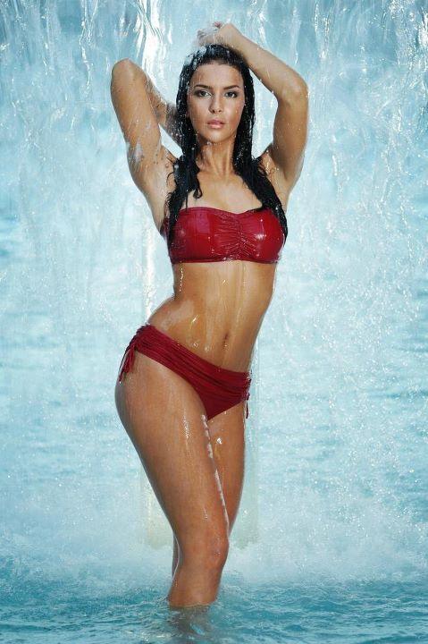 Vanya Mishra Hot Bikini