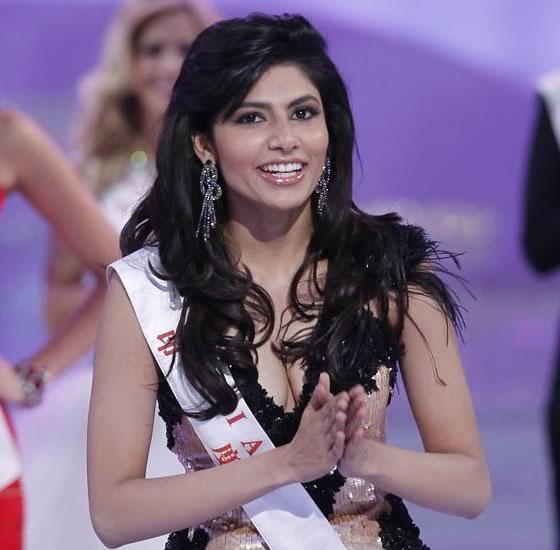 Vanya Mishra Miss India