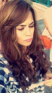Sana Saeed Instagram