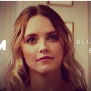 Rebecca Breeds Instagram