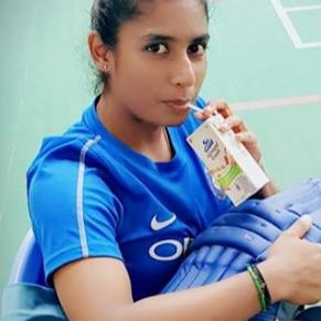 Mithali Raj Instagram