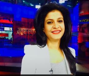 Anjana Om Kashyap Instagram