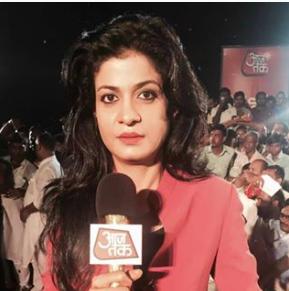 Anjana Om Kashyap Twitter
