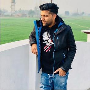 Guru Randhawa Instagram