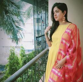 Ishita Dutta Instagram