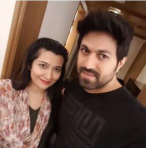 Radhika Pandit Twitter