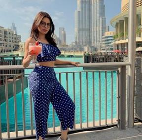 Sherlyn Chopra Instagram