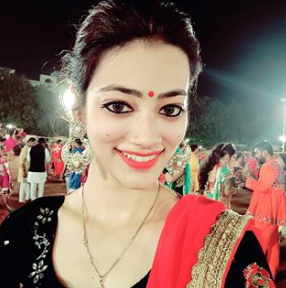 Chetna Joshi Twitter