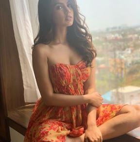 Rhea Chakarborty Instagram
