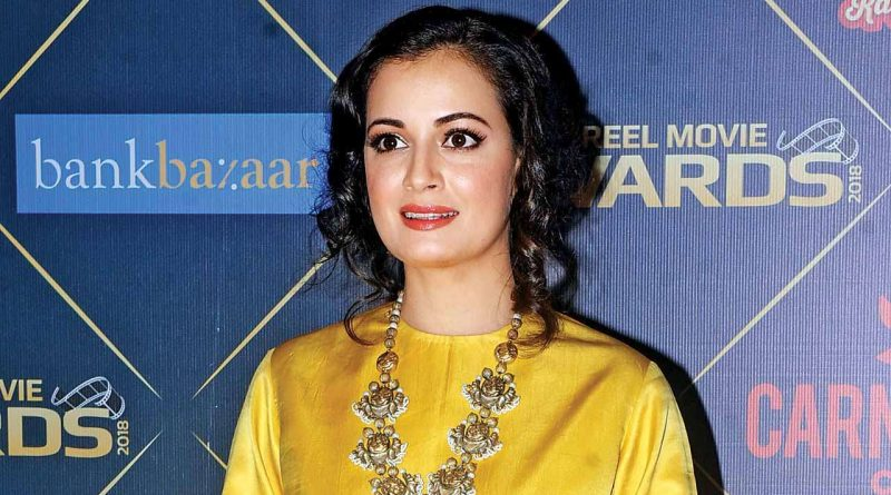 Dia Mirza Husband Age Height Instagram Twitter Hot Bikini Images