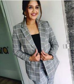 Meghana Raj Instagram