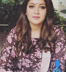 Meghana Raj Twitter